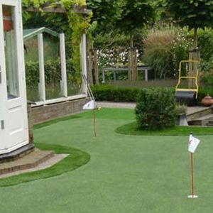 Putting Green & Hitting Cage Projects