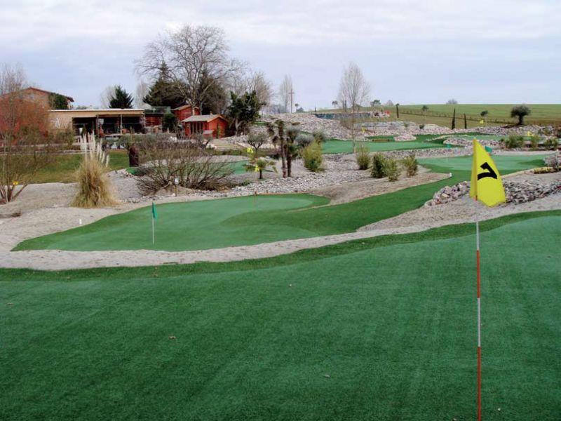 Step 3 - Adventure Golf