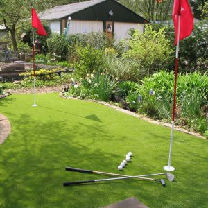 Image ofPutting Green & Hitting Cage Projects